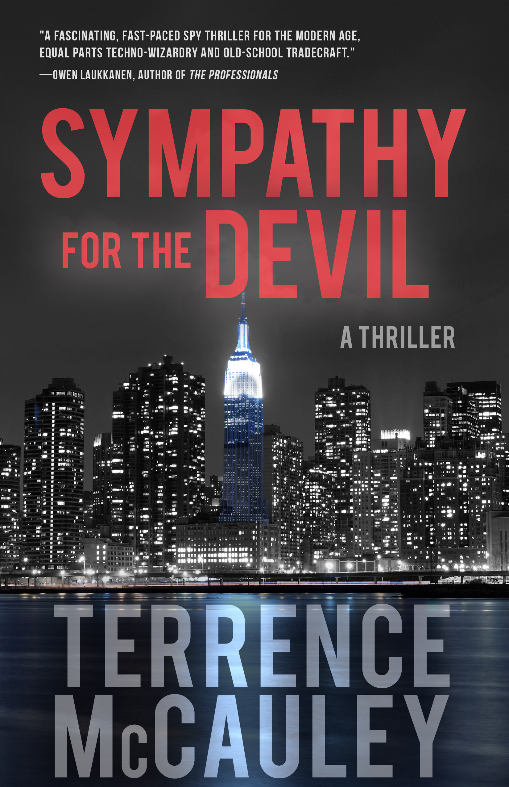 Sympathy for the Devil (New from Polis Books)
